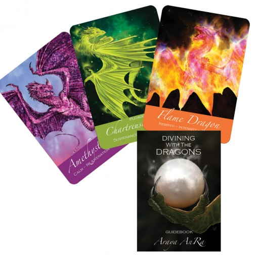 Divining with the Dragons Oracle Deck PREORDER