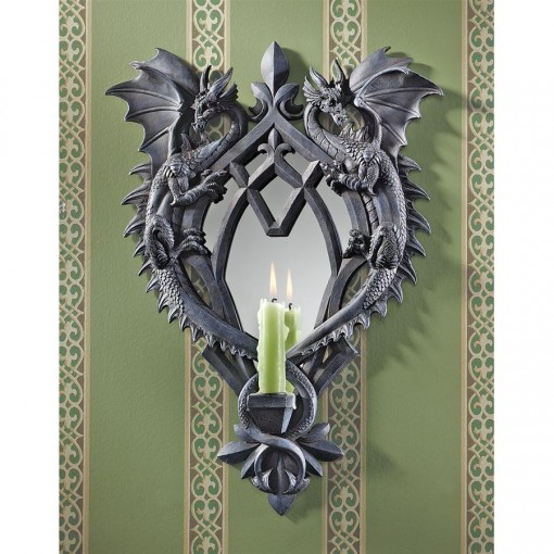 Dragon Wall Mirror
