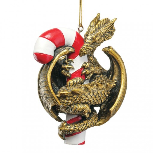 Dragon Sweet Tooth Ornament