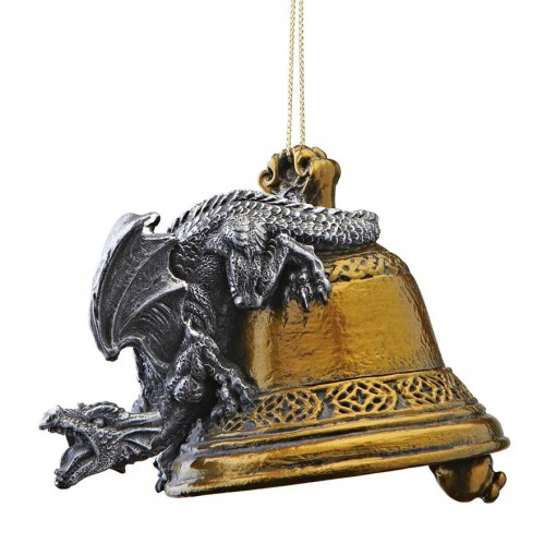 Dragon Bell Ornament