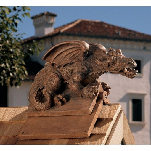 Rooftop Dragon