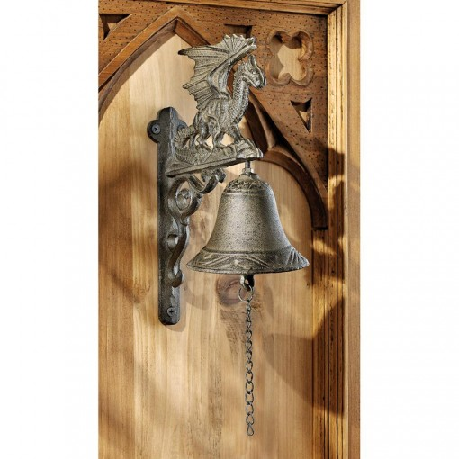 Iron Dragon Door Ringer