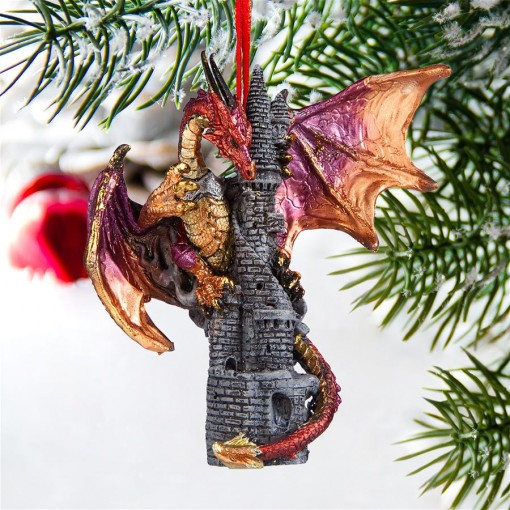 Zanzibar Dragon Ornament