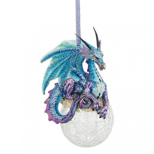 Frost Dragon Ornament