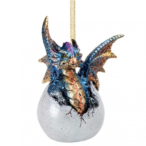 Hatching Dragon Ornament