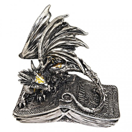 Dragon Guarding the Codex