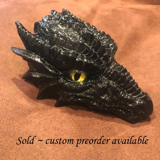 Dragonite Dragon - Black