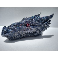 Sparkle Orgonite Dragon