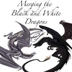 Merging the Black and White Dragons