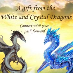 Find Your Path: White and Crystal Dragon Meditation