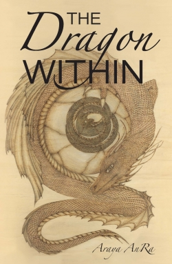 The Dragon Within Book (hardcover print edition) and CD